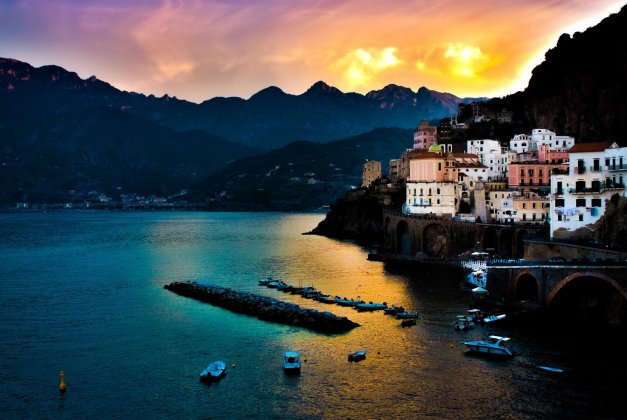Transfers and Tour Amalfi Coast