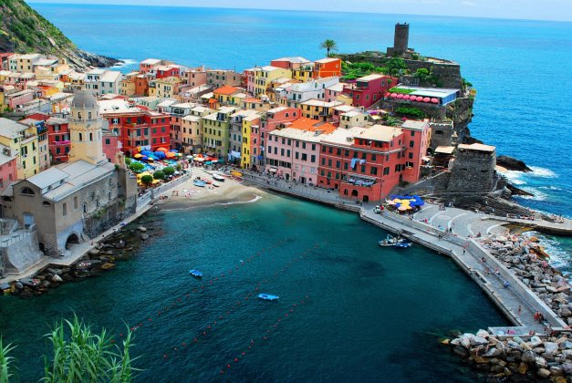 Transfers and Tour Cinque Terre