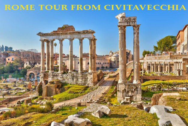 Day Rome Tour From Civitavecchia