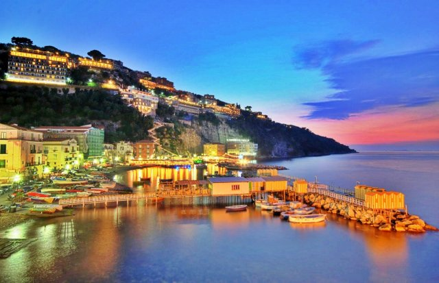 Transfers and Tour Sorrento