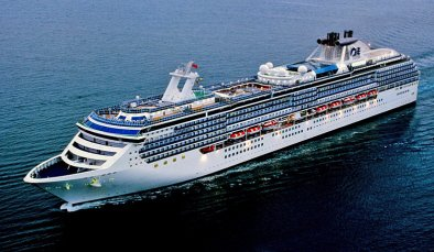 island-princess-civitavecchia-transfer