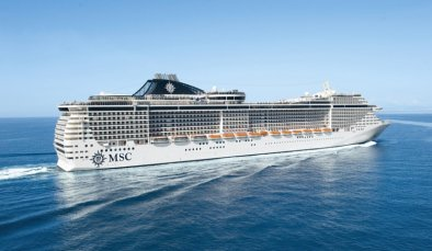 Msc Fantasia civitavecchia transfers