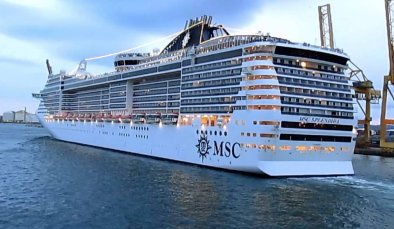 msc splendida civitavecchia transfer rome