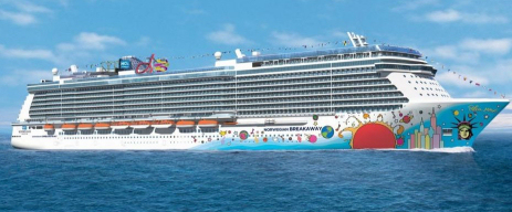 norwegian Breakaway civitavecchia transfer rome