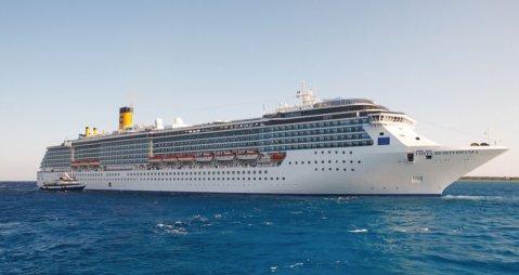 costa mediterranea civitavecchia transfer