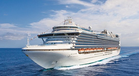 crown-princess-civitavecchia-transfer
