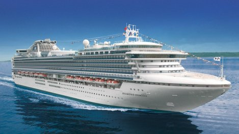 diamond-princess-civitavecchia-transfer