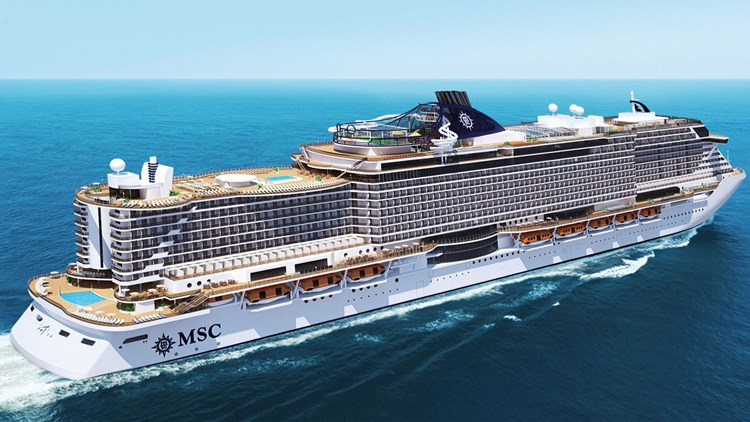 msc Seaviewcivitavecchia transfer