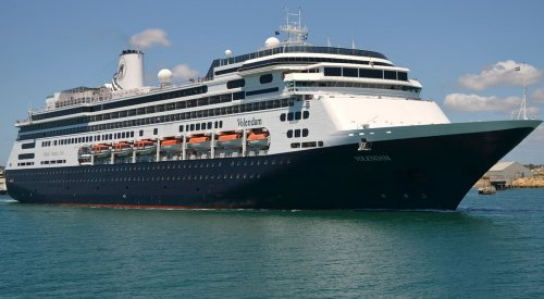 ms Volendam civitavecchia transfer