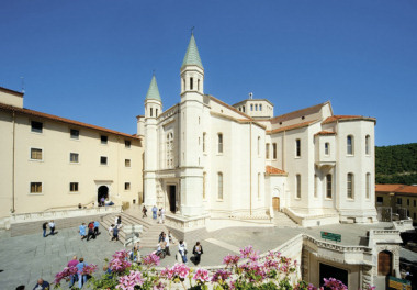 Private Day Tour Saint Rita of Cascia From Rome