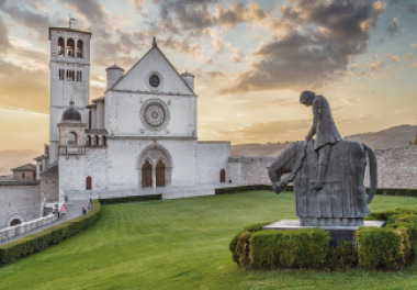 Private Day Tour Saint Francis of Assisi From Rome